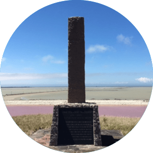 George Skellerup Monument