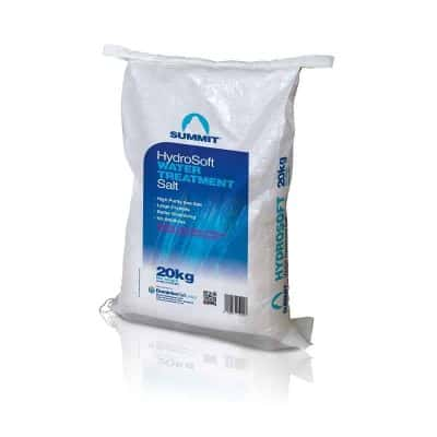 Summit HydroSoft Water Treatment Salt - 20kg