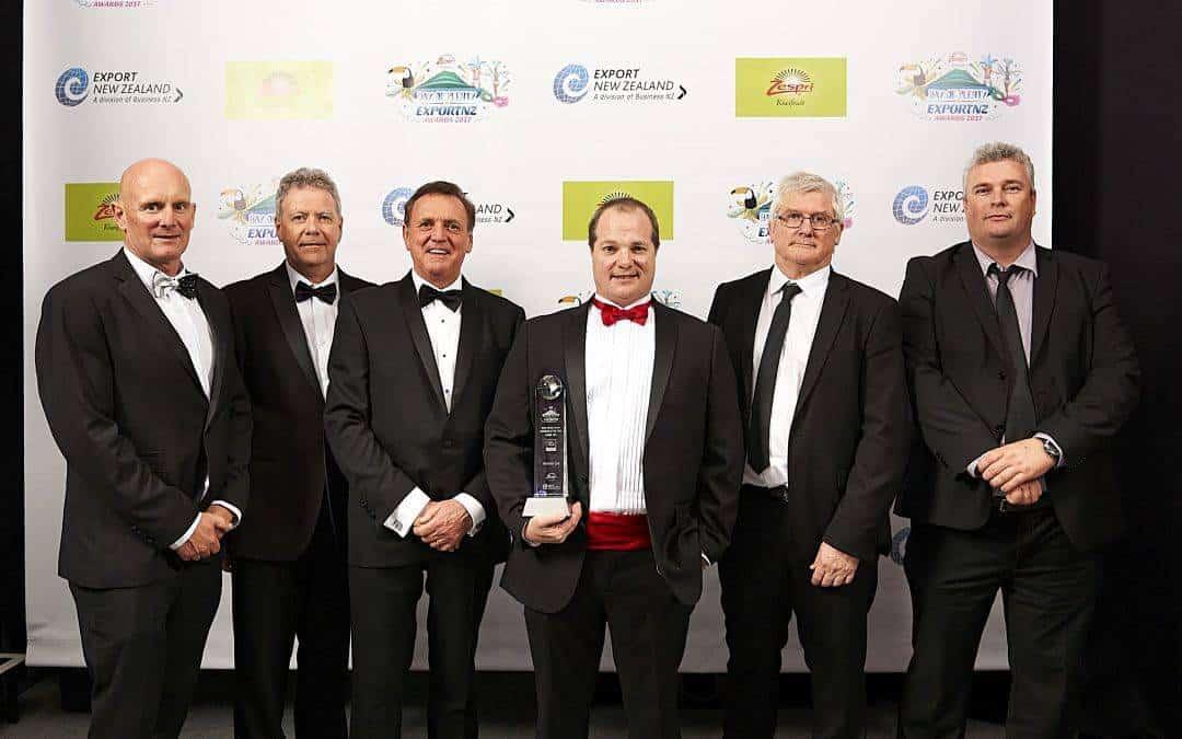 Bay Of Plenty Export Awards