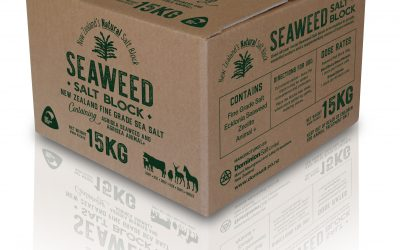 Natural Seaweed 15kg Block – in store now!